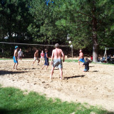 Family fun camping in Nevada City