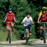Activities-bicycling in Nevada City