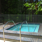 Glamping in the spa Nevada City Gold Country